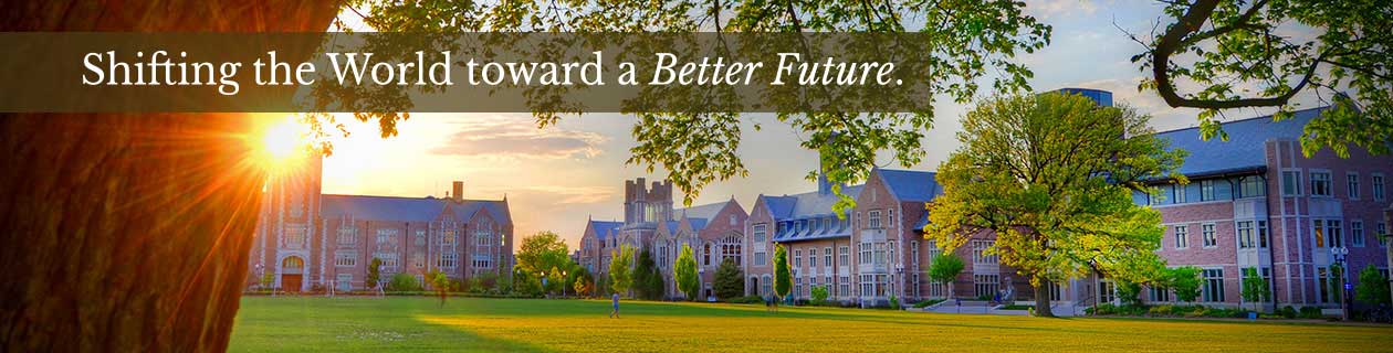 Washington University business faculty are thought leaders shifting the world toward a better future.