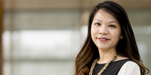 Lynn Khang talks about Olin's part-time MBA