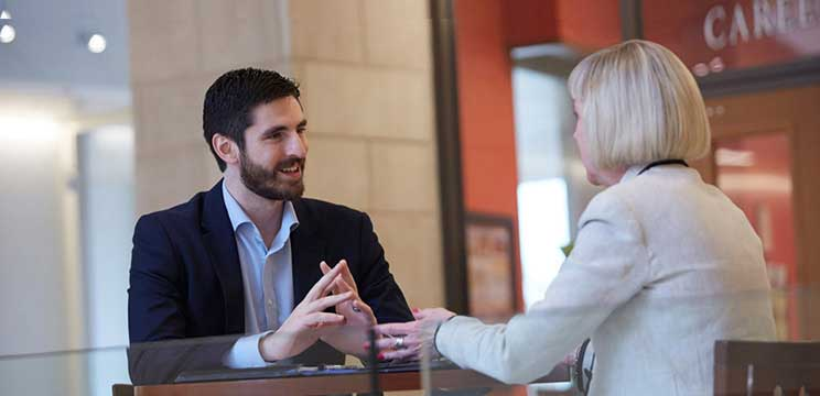 Career advisors offer professional development advice and industry expertise.