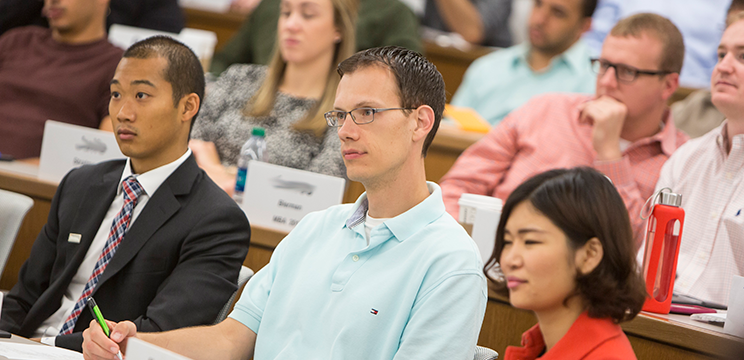 MBA students have diverse backgrounds, education, and career aspirations.