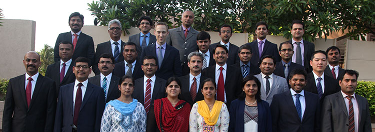 First class enrolled in Washington University Executive MBA in Mumbai