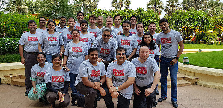 Executive MBA students in Mumbai will learn with and from their program peers.
