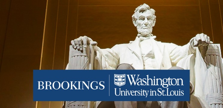 Olin Business School's partnership with the Brookings Institution enriches your executive education experience.